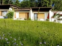 Ferienwohnungen Neuwiese - Blick auf die Apartments